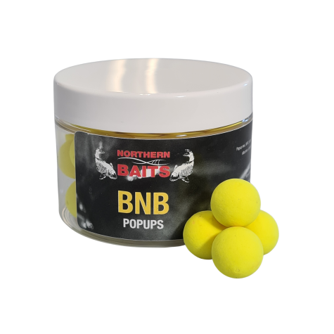 BNB - Perfect Popups Fluo Yellow - 10mm