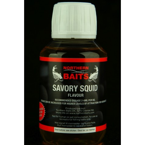 Savory Squid - 100 ml.