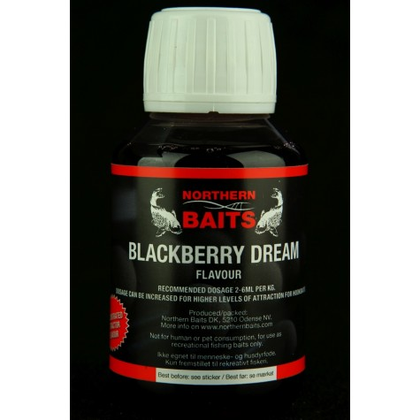 Blackberry Dream - 100 ml.