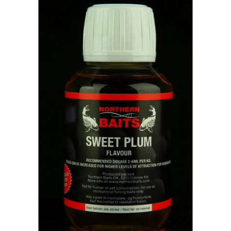 Sweet Plum - 100 ml.