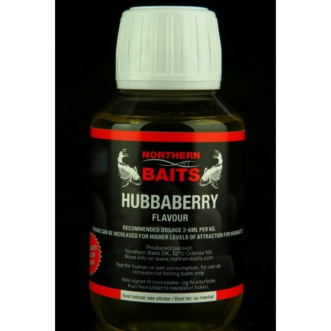 HubbaBerry - 100 ml.
