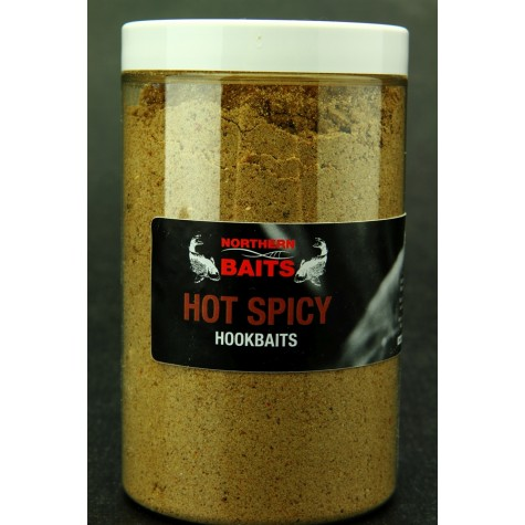 Hot Spicy Hookbait Mix - 225g