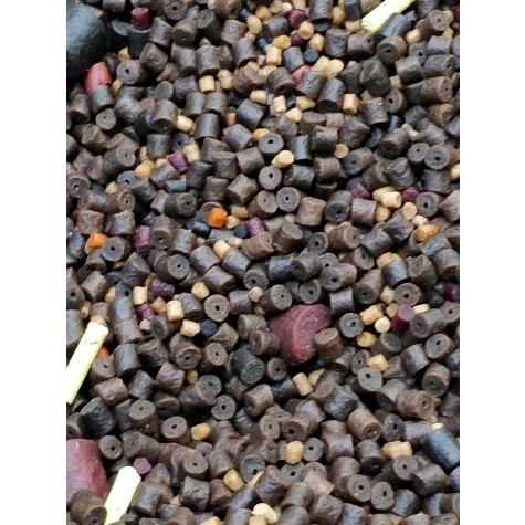 Mixed Pellets High Protein Deluxe - 2kg
