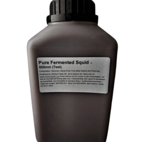 Pure Fermented Squid - 500ml (test product)
