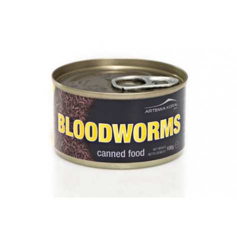 BLOODWORMS - 100g can